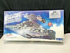 1989 STAR WARS THE EMPIRE STRIKES BACK IMPERIAL STAR DESTROYER MODEL KIT NEW MIB
