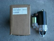 BMW STARTER MOTOR GENUINE PART 12417537513 E60 E61 E63 E64 E65 E66 E67