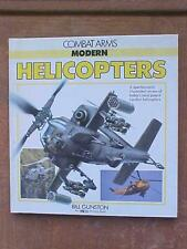 Combat Arms Modern Helicopters - ARCO Military Aviation book HB by Bill Gunston