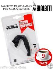 Bialetti Ricambi 1 manico per moka 9 tazze handle Griff für Mokka coffee express