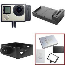 Cámara Marco 2.0 LCD Monitor Pantalla Selfie Adaptador Montar For GoPro Hero3+ 4