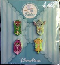 Disney Pins New Babies Booster Set