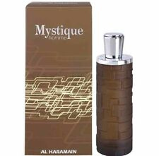 MYSTIQUE FOR MEN SPRAY NEW HIGH QUALITY BY AL HARAMAIN PERFUMES 100ML