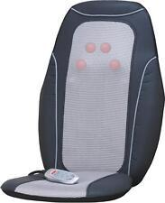 Back Massage Mat Cushion Chair Seat Car Heated Heater Lumbar Massager Shiatsu 93