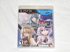 NEW Record of Agarest War 2 Playstation 3 Game PS3 SEALED RPG Aksys agrest