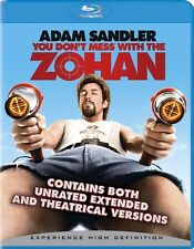 You Don't Mess With the Zohan (Unrated + BD Live) [Blu-ray] NEW!