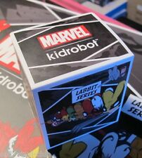 KIDROBOT MARVEL LABBIT MINI SERIES 2 by Frank Kozik - 1 x Blindbox