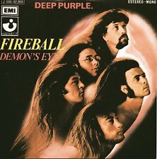 ★☆★ CD Single DEEP PURPLE Fireball 2-track CARD SLEEVE   ★☆★