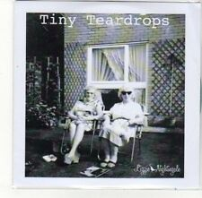 (DL94) Tiny Teardrops, Lizzie Nightingale - DJ CD