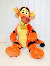 "Winnie The Pooh Plush Toy Tigger 20"" Authentic Disney Store Kid Stuffed Animal"