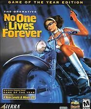 Operative: No One Lives Forever -- Game of the Year Edition (PC, 2001)
