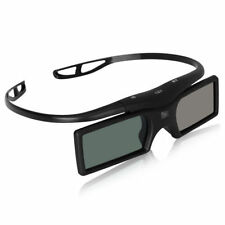 New Bluetooth 3D Active 3D Glasses For Panasonic 3DTVs Universal Projector