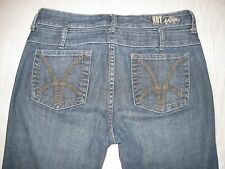 Kut From The Kloth Boot Cut Size 6 X 31 Stretch Womens Jeans