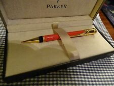 PARKER DUOFOLD ORANGE 0.9MM PENCIL