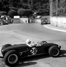 Lotus 18 Formula One & Stirling Moss F1 Grand Prix of Monaco first victory 1960