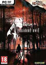 Resident Evil 4 Ultimate HD Edition - PC DVD  - Horror - New & Sealed