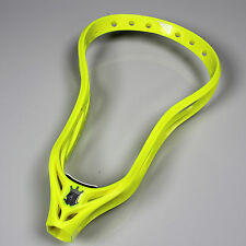 NEW Brine RP3 Rob Pannell Unstrung X Spec Lacrosse Head YEL/SIL LTD List @ $95