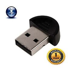 Mini Bluetooth Wireless USB 2.0 Dongle Adapter For Computer & Laptop