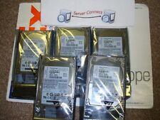 """IBM 00W1236 900gb 10k 6gbps 00W1240 00W1239 HUC109090CSS600 2.5"""" HDD SAS"""