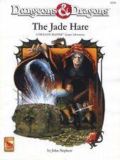 Tsr D&D el jade Liebre John newphew Darin Woody eblon + copia cubierta Mazmorra Dragon