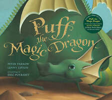 PUFF, THE MAGIC DRAGON by Peter Yarrow, Lenny Lipton (Paperback)