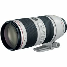 Canon EF 70-200mm f/2.8L IS II USM Lens for Canon Digital SLR Camera *NEW*