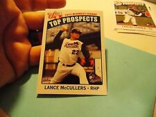 2013 Choice Midwest League Top Prospects  Baseball Card   #26 LANCE MCCULLERS