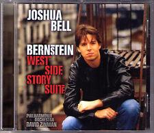 Joshua BELL & David ZINMAN: BERNSTEIN West Side Story Serenade New York CD SONY