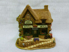 Lilliput Lane The Penny Farthing 2002 Lamplight Village Collection L2695