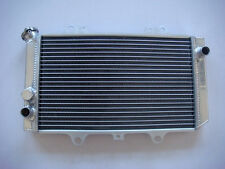 Brand New ATV Radiator Yamaha Grizzly 660 YFM660 2002-08 07 06 05 04 03 02