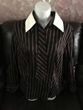 Escada Shirt Blouse Size 46 US 14