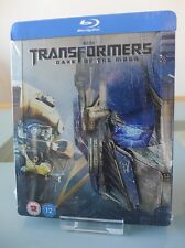 Blu ray steelbook Transformers Dark of the moon U.K New & sealed Neuf avec VF