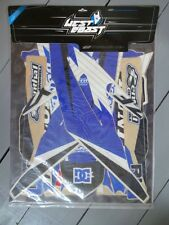 Yamaha YZF 250 Spirit Graphics Decal Kit West Coast Motocross 2010-2013