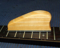 Fret leveling File. Guitar Bass Mandolin Luthier tool. U.E made