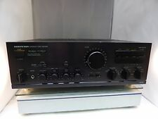 Onkyo A-8190 Integra, Verstärker, High End stereo amplifier 2 x 100 watt