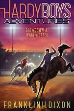 Showdown at Widow Creek (Hardy Boys Adventures)-ExLibrary