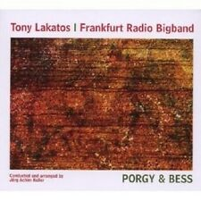 TONY & FRANKFURT RADIO BIGBAND LAKATOS... 2 CD NEU
