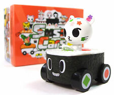 "Tokidoki SUSHI CARS - PALETTE CALIFORNIA ROLLIN' 3"" Mini Vinyl Figure Blind Box"
