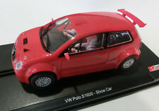 VW Polo S1600 Show Car Power Slot 1/32
