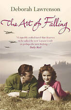 LAWRENSON,D-ART OF FALLING, THE  BOOK NEW