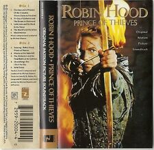 Robin Hood Prince of Thieves [Original Motion Picture Soundtrack, Cassette]