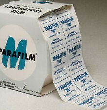 Parafilm M Laboratory Film width 4'' (101mm), length 5 meters (16.4 ft) #E0Z-6