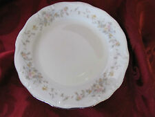 Johann Haviland Bavaria Germany 7 Floral Spendor bread & butter plates