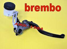 POMPA FRENO BREMBO RADIALE  PR 19 X18 NUOVA + KIT COMPLETO BIDISCO 10476070