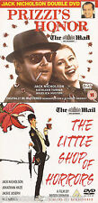 PRIZZI'S HONOR/THE LITTLE SHOP OF HORRORS (Mail On Sunday R2 Double DVD Set)