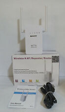 Motoraux Wireless -N Supports AP/Repeater/Router Speed up tp 2.4Ghz