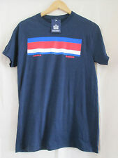 mens ADMIRAL BLUE COTTON CREW NECK T SHIRT SIZE SMALL NEW WITH ORIGINAL TAGS