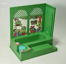 Mattel vasca bagno casa Bambole PVC vintage doll Barbie 1976 west germany-0U5