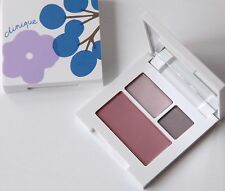 CLINIQUE BLUSHER & EYESHADOW COMPACT ~ TWILIGHT MAUVE / BRANDIED PLUM