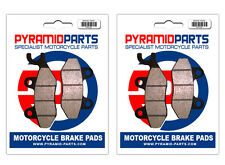 Kawasaki EX 250 SL Ninja 2015 Front & Rear Brake Pads Full Set (2 Pairs)